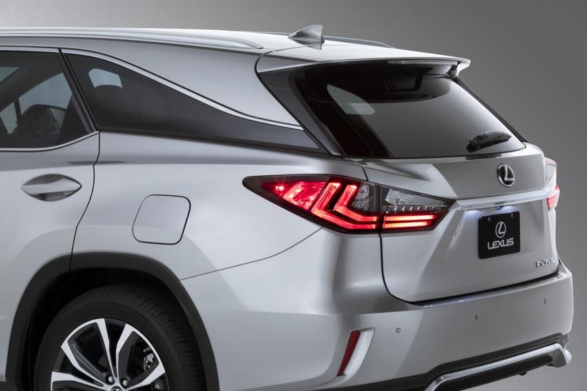 Lexus RX 350L tujuh-tempat duduk, NX 300 facelift kini dibuka tempahan di Malaysia – SUV dari RM312k Image #762437