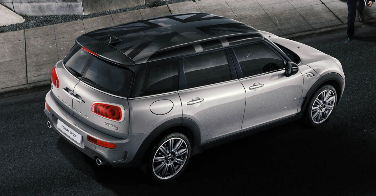 Mini Clubman Sterling Edition Reintroduced Limited To Just 40