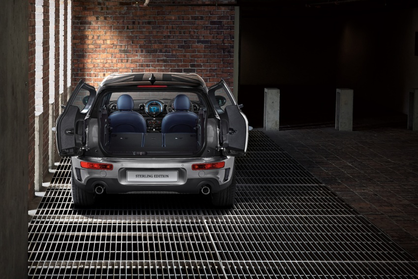 MINI Clubman Sterling Edition reintroduced – limited to just 40 units, online booking, priced at RM268,888 Image #757415