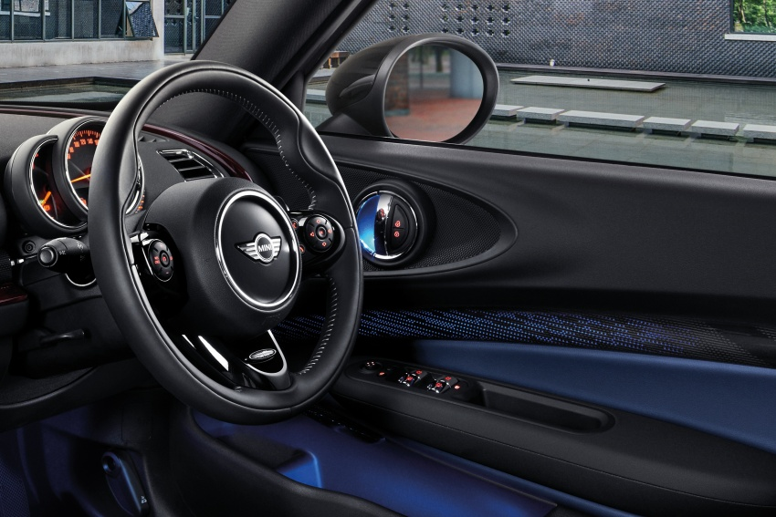 MINI Clubman Sterling Edition reintroduced – limited to just 40 units, online booking, priced at RM268,888 Image #757420