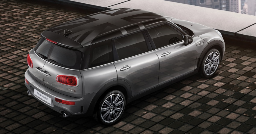 MINI Clubman Sterling Edition reintroduced – limited to just 40 units, online booking, priced at RM268,888 Image #757408