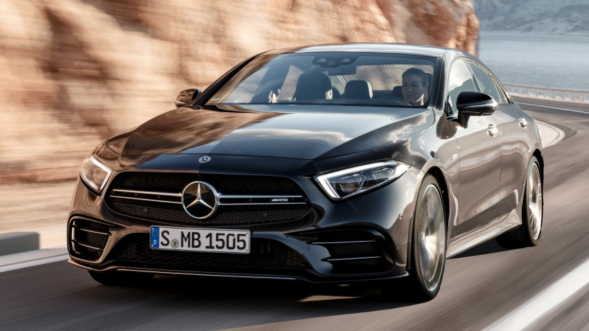 Mercedes-AMG CLS53, E53 Coupe and Cabriolet – first AMG EQ Boost mild hybrid, up to 457 hp, no turbo lag Image #762978