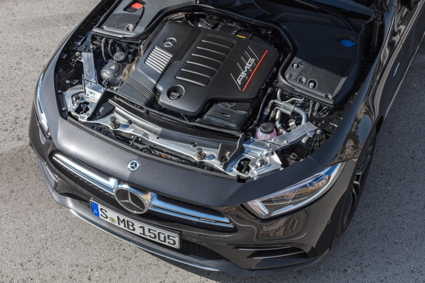 Mercedes-AMG CLS53, E53 Coupe and Cabriolet – first AMG EQ Boost mild hybrid, up to 457 hp, no turbo lag Image #762983