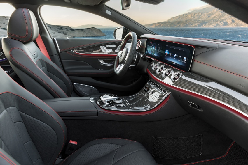 Mercedes-AMG CLS53, E53 Coupe and Cabriolet – first AMG EQ Boost mild hybrid, up to 457 hp, no turbo lag Image #762984