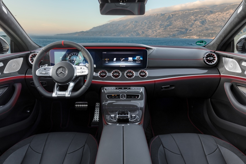 Mercedes-AMG CLS53, E53 Coupe and Cabriolet – first AMG EQ Boost mild hybrid, up to 457 hp, no turbo lag Image #762985