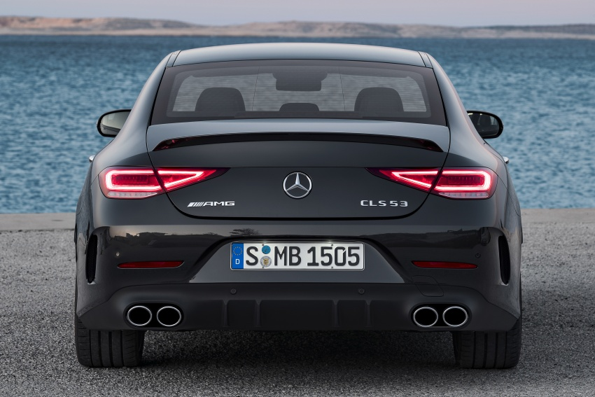 Mercedes-AMG CLS53, E53 Coupe and Cabriolet – first AMG EQ Boost mild hybrid, up to 457 hp, no turbo lag Image #762988