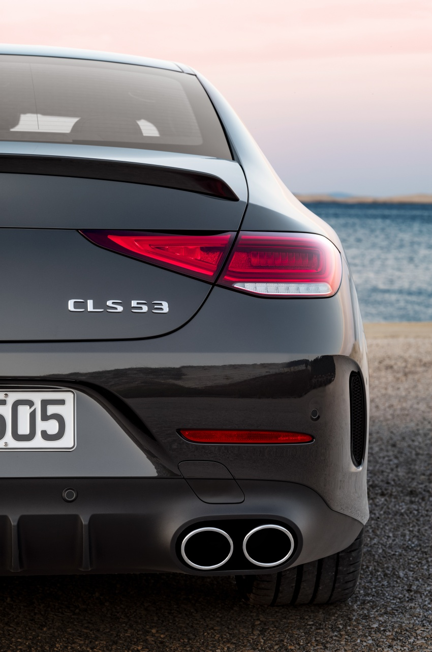 Mercedes-AMG CLS53, E53 Coupe and Cabriolet – first AMG EQ Boost mild hybrid, up to 457 hp, no turbo lag Image #762990