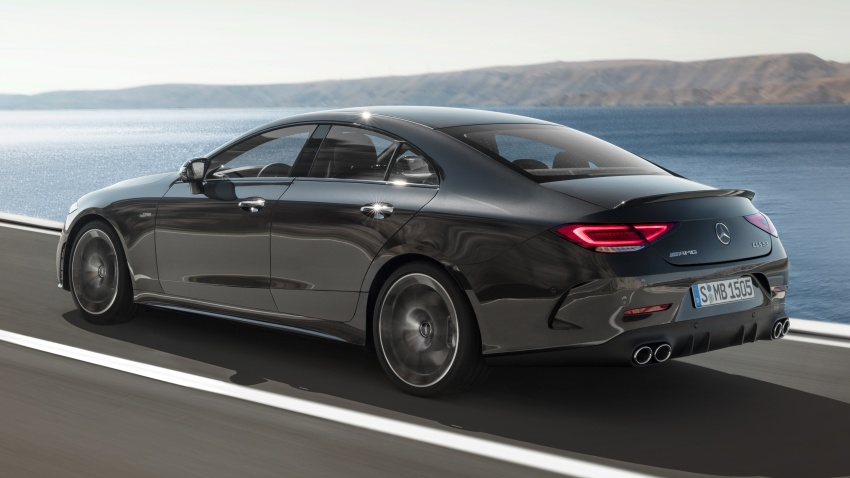 Mercedes-AMG CLS53, E53 Coupe and Cabriolet – first AMG EQ Boost mild hybrid, up to 457 hp, no turbo lag Image #762970