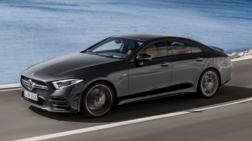 Mercedes-AMG CLS53, E53 Coupe and Cabriolet – first AMG EQ Boost mild hybrid, up to 457 hp, no turbo lag Image #762971