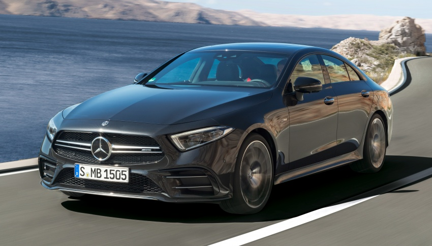 Mercedes-AMG CLS53, E53 Coupe and Cabriolet – first AMG EQ Boost mild hybrid, up to 457 hp, no turbo lag Image #762972