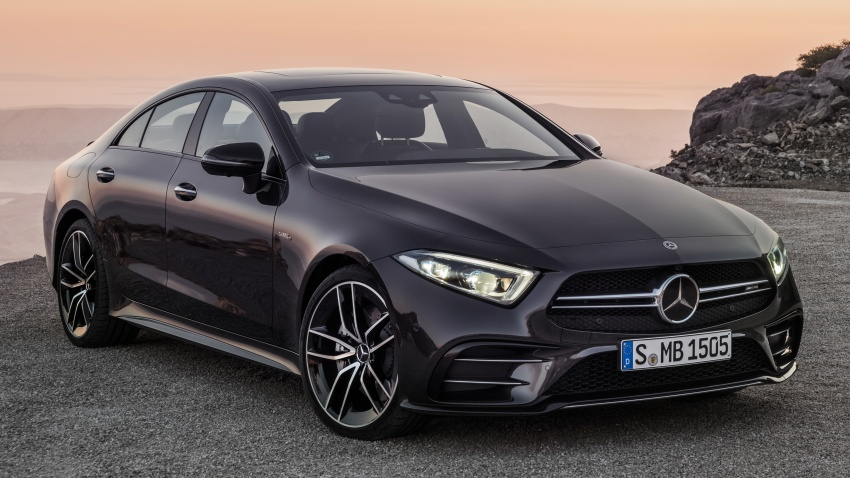 Mercedes-AMG CLS53, E53 Coupe and Cabriolet – first AMG EQ Boost mild hybrid, up to 457 hp, no turbo lag Image #762973