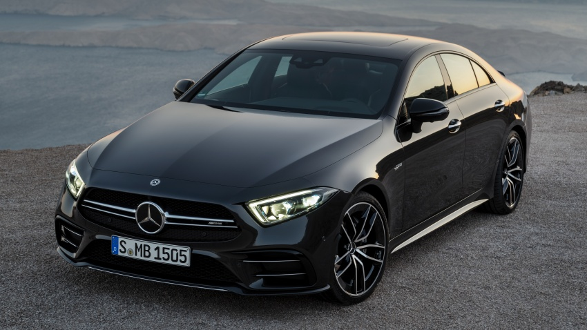 Mercedes-AMG CLS53, E53 Coupe and Cabriolet – first AMG EQ Boost mild hybrid, up to 457 hp, no turbo lag Image #762974