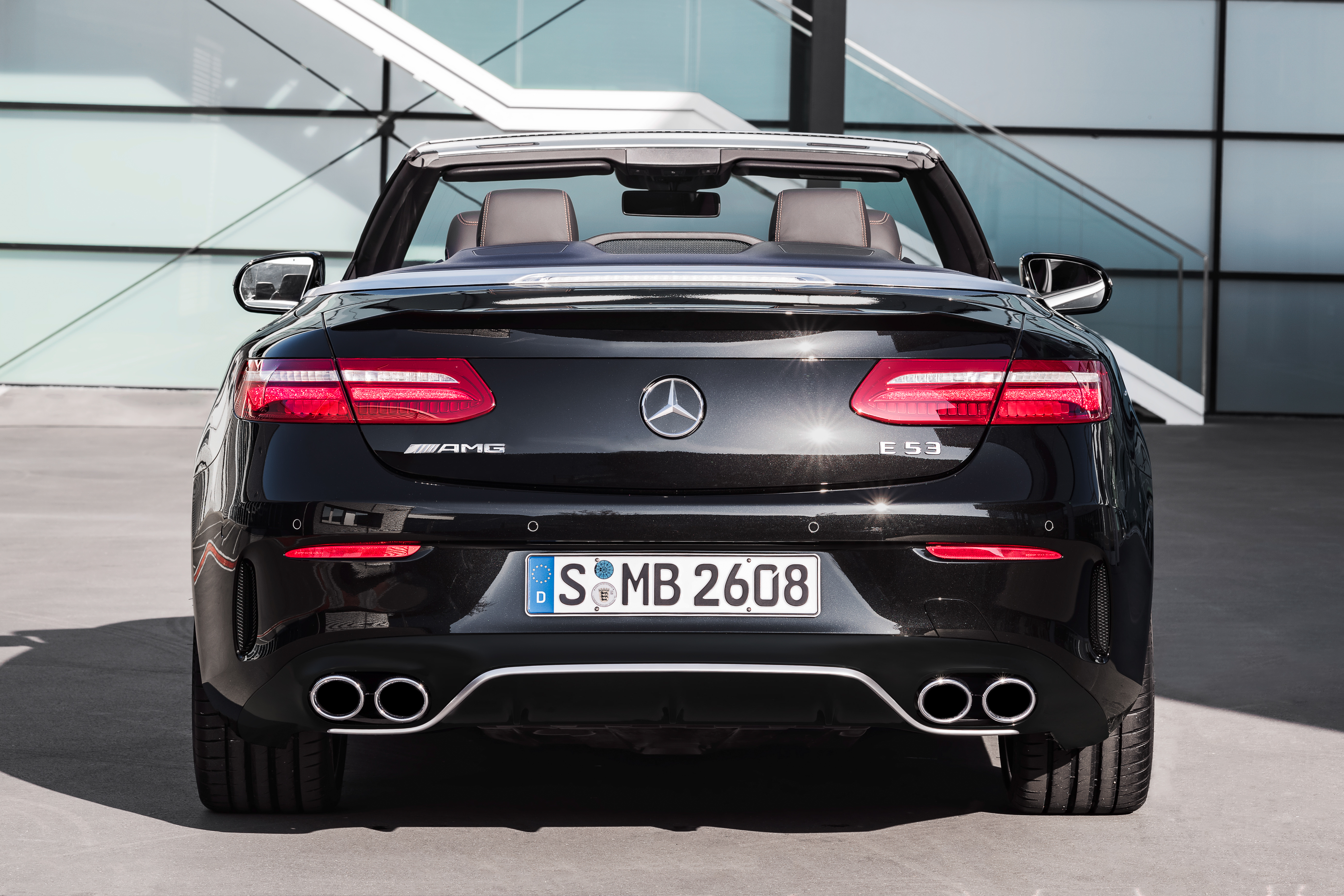 Mercedes Amg Cls53 E53 Coupe And Cabriolet First Amg Eq
