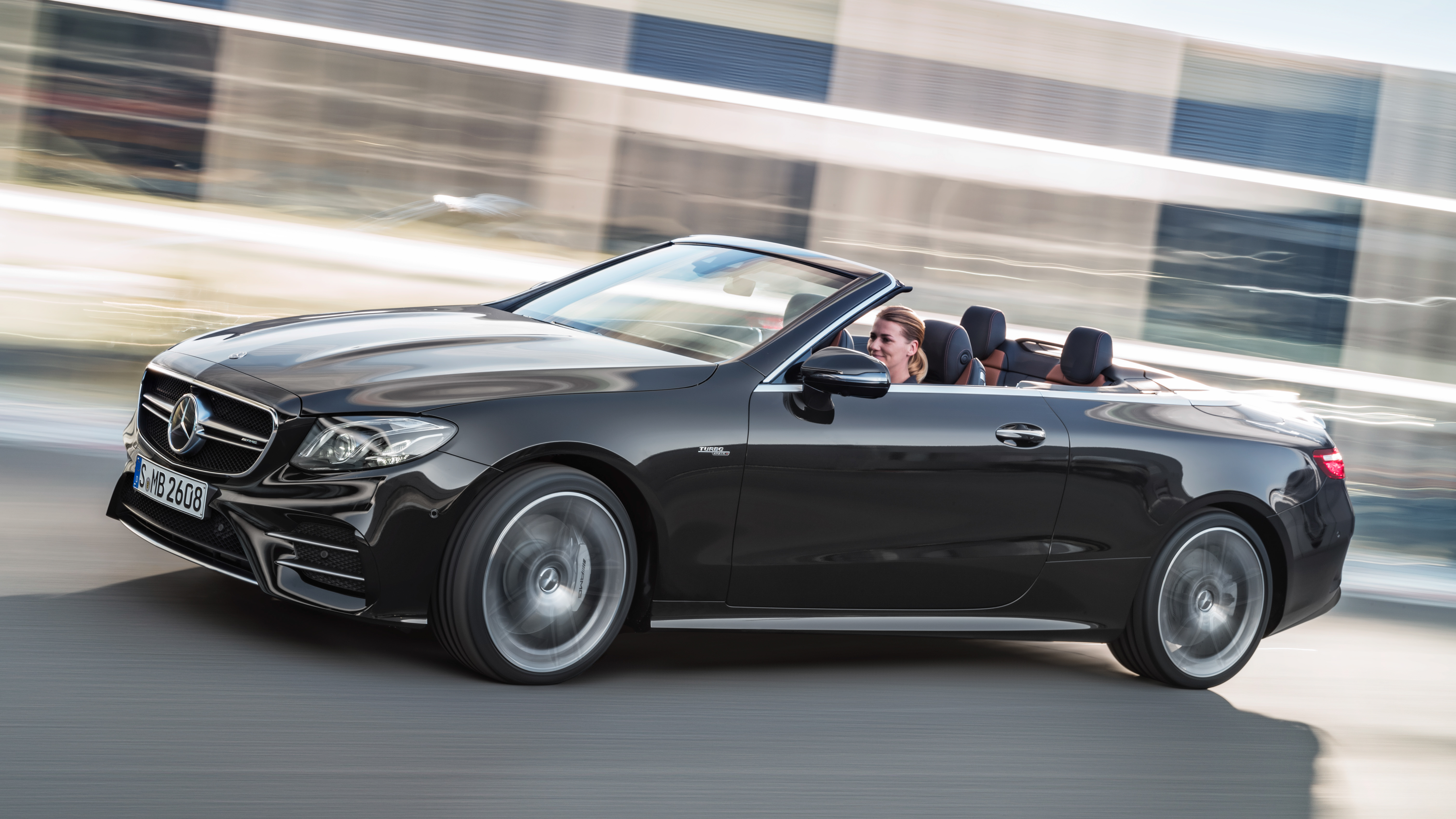 Mercedes-AMG CLS53, E53 Coupe and Cabriolet – first AMG EQ ...