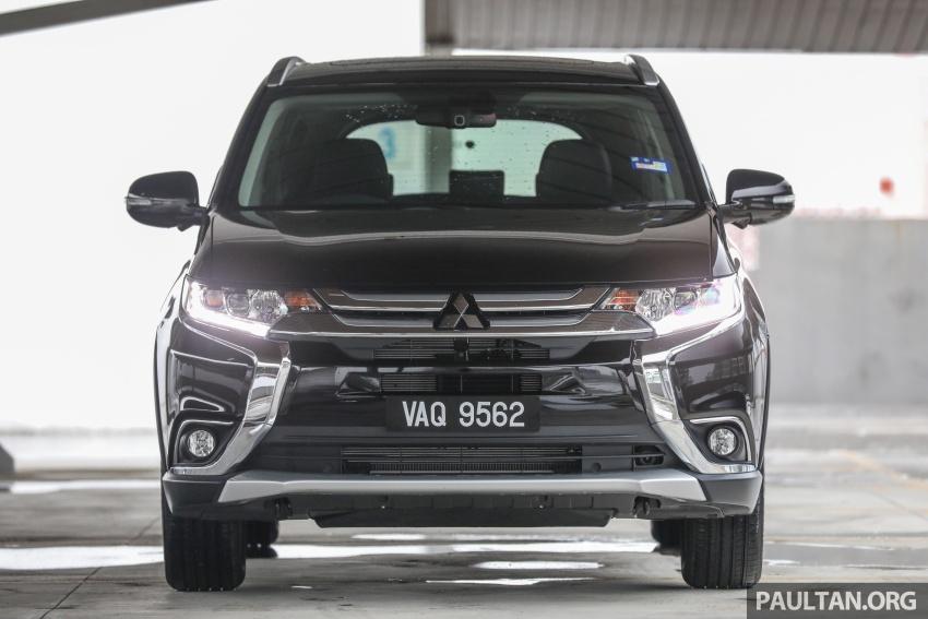 GALLERY: Mitsubishi Outlander 2.4 CKD – RM155k Image #769636