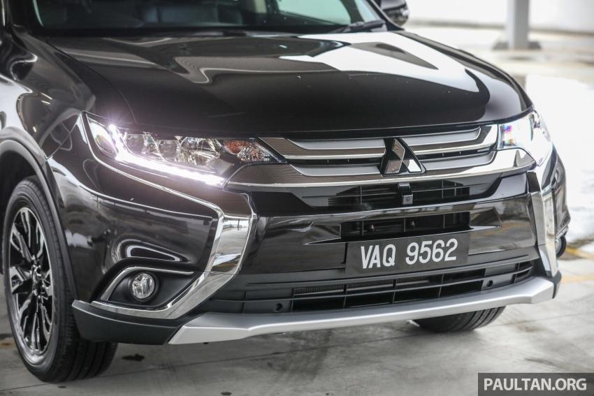 GALLERY: Mitsubishi Outlander 2.4 CKD – RM155k Image #769639
