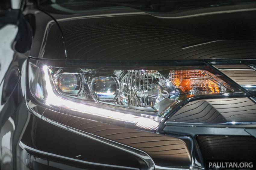 GALLERY: Mitsubishi Outlander 2.4 CKD – RM155k Image #769640