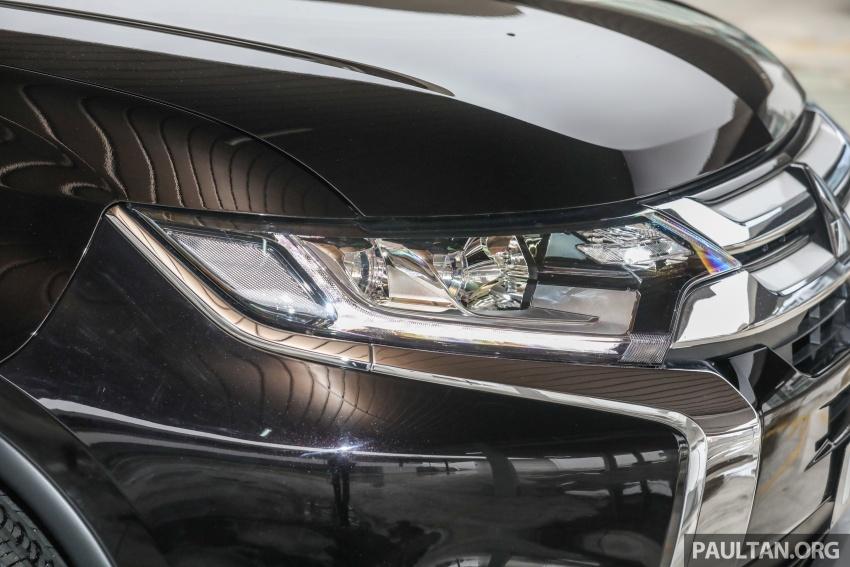 GALERI: Mitsubishi Outlander 2.4L CKD – RM155k Image #762674