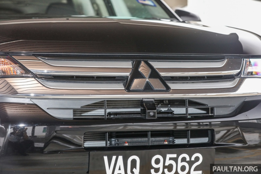 GALLERY: Mitsubishi Outlander 2.4 CKD – RM155k Image #769644