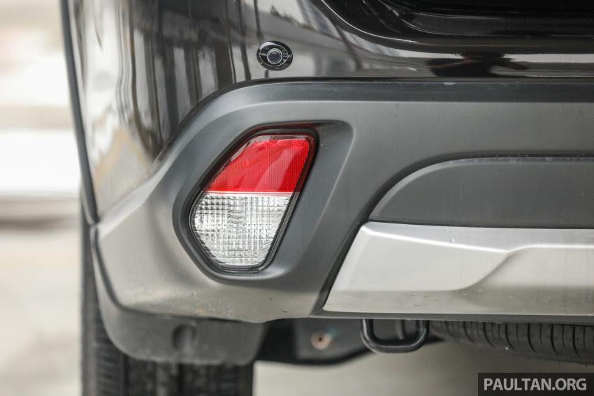 GALERI: Mitsubishi Outlander 2.4L CKD – RM155k Image #762687