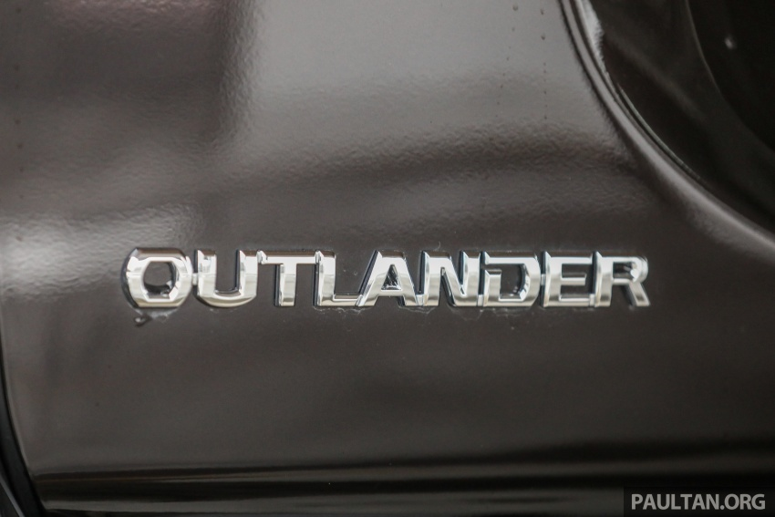 GALLERY: Mitsubishi Outlander 2.4 CKD – RM155k Image #769664