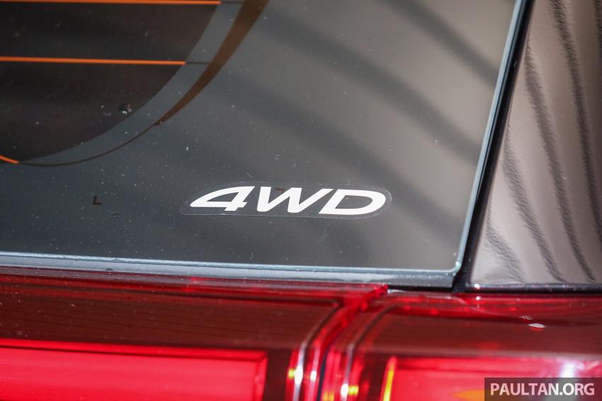 GALERI: Mitsubishi Outlander 2.4L CKD – RM155k Image #762694