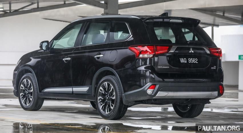 GALLERY: Mitsubishi Outlander 2.4 CKD – RM155k Image #769632