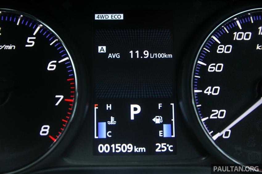 GALERI: Mitsubishi Outlander 2.4L CKD – RM155k Image #762709