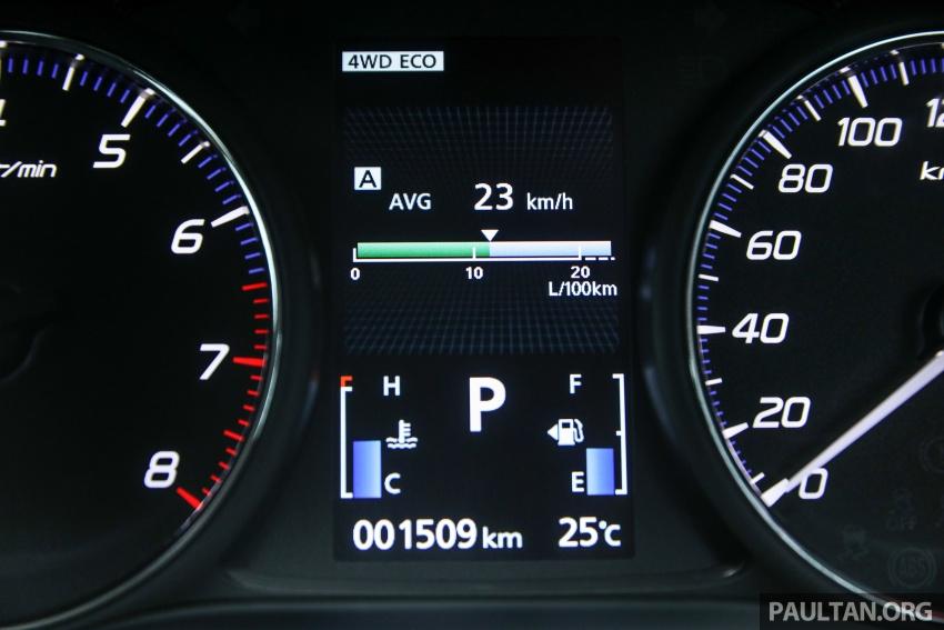 GALLERY: Mitsubishi Outlander 2.4 CKD – RM155k Image #769680