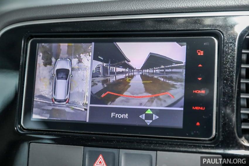 GALLERY: Mitsubishi Outlander 2.4 CKD – RM155k Image #769683