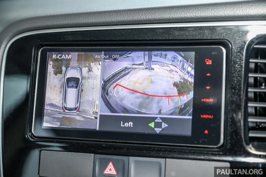 GALERI: Mitsubishi Outlander 2.4L CKD – RM155k Image #762721