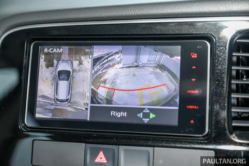 GALLERY: Mitsubishi Outlander 2.4 CKD – RM155k Image #769686