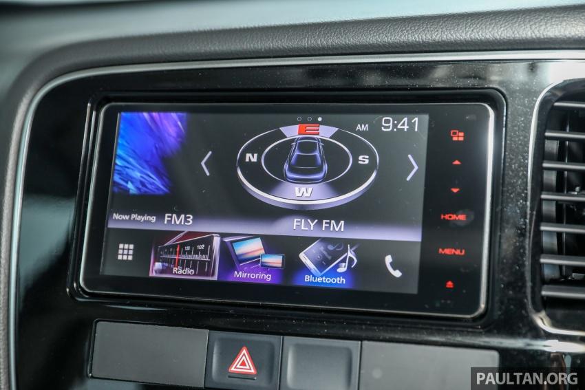 GALERI: Mitsubishi Outlander 2.4L CKD – RM155k Image #762728