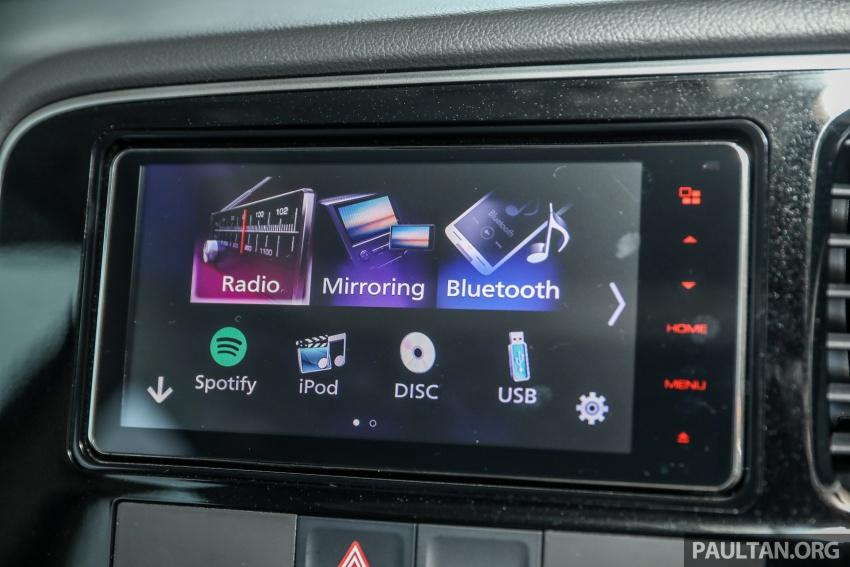 GALLERY: Mitsubishi Outlander 2.4 CKD – RM155k Image #769691