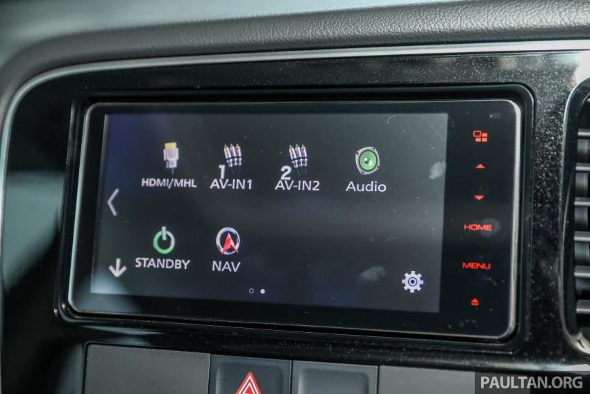 GALLERY: Mitsubishi Outlander 2.4 CKD – RM155k Image #769692