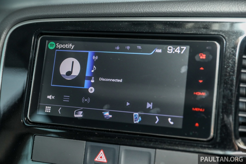 GALERI: Mitsubishi Outlander 2.4L CKD – RM155k Image #762746