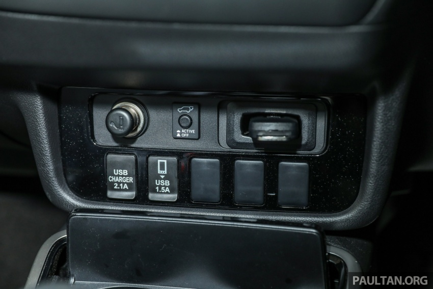 GALERI: Mitsubishi Outlander 2.4L CKD – RM155k Image #762751
