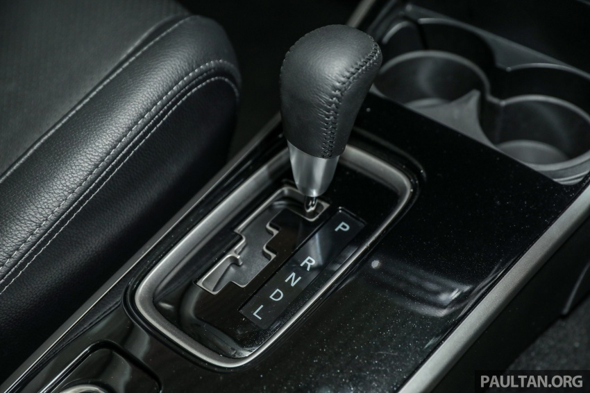 GALERI: Mitsubishi Outlander 2.4L CKD – RM155k Image #762757