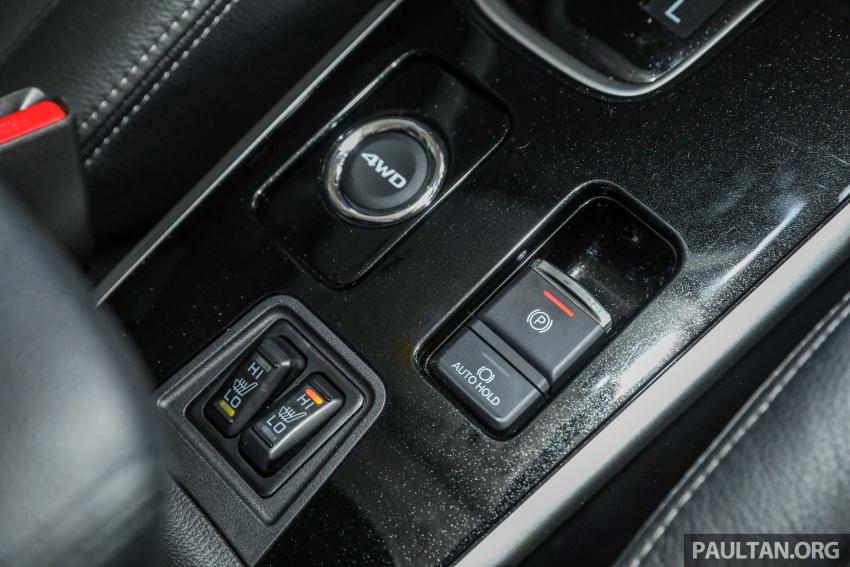 GALERI: Mitsubishi Outlander 2.4L CKD – RM155k Image #762760