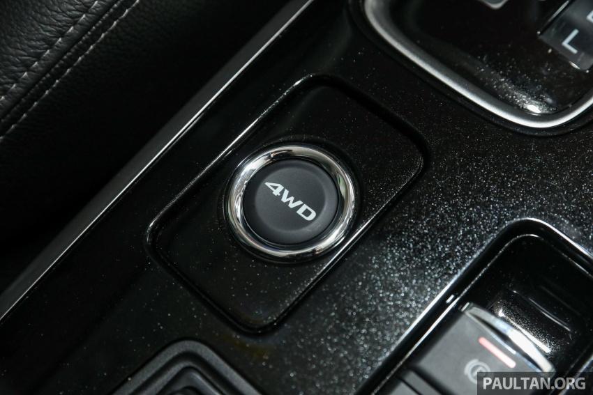 GALLERY: Mitsubishi Outlander 2.4 CKD – RM155k Image #769699