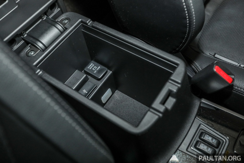 GALERI: Mitsubishi Outlander 2.4L CKD – RM155k Image #762769