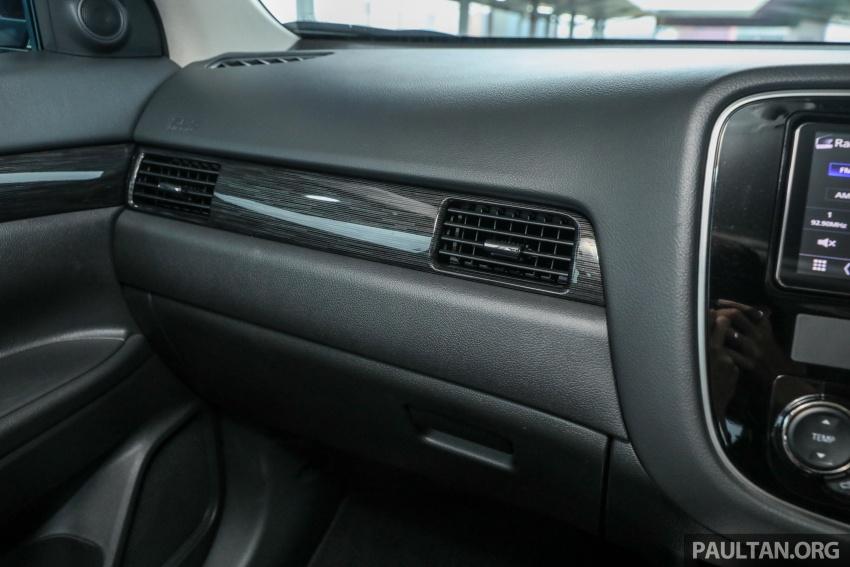 GALLERY: Mitsubishi Outlander 2.4 CKD – RM155k Image #769704
