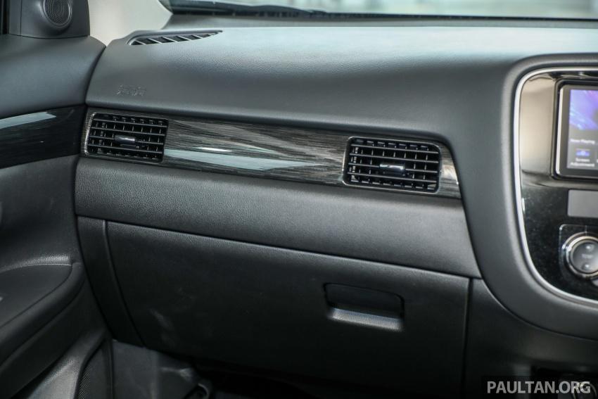 GALERI: Mitsubishi Outlander 2.4L CKD – RM155k Image #762789