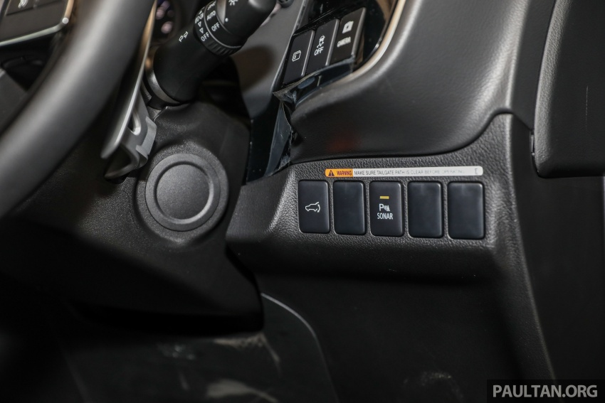 GALERI: Mitsubishi Outlander 2.4L CKD – RM155k Image #762799