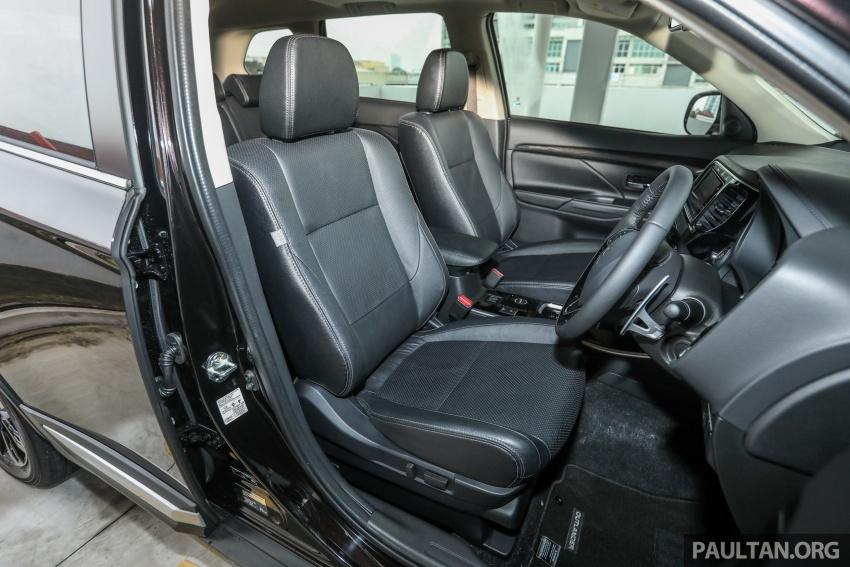 GALLERY: Mitsubishi Outlander 2.4 CKD – RM155k Image #769714