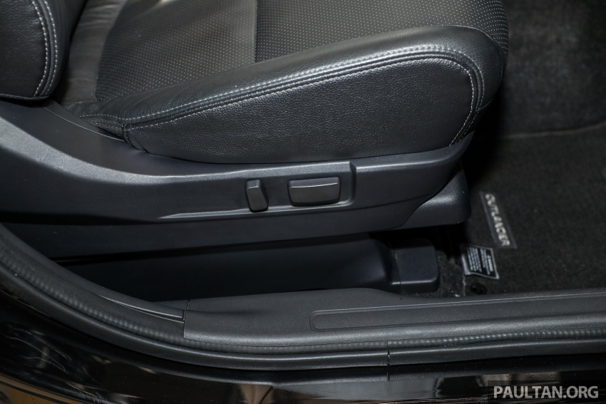 GALERI: Mitsubishi Outlander 2.4L CKD – RM155k Image #762803