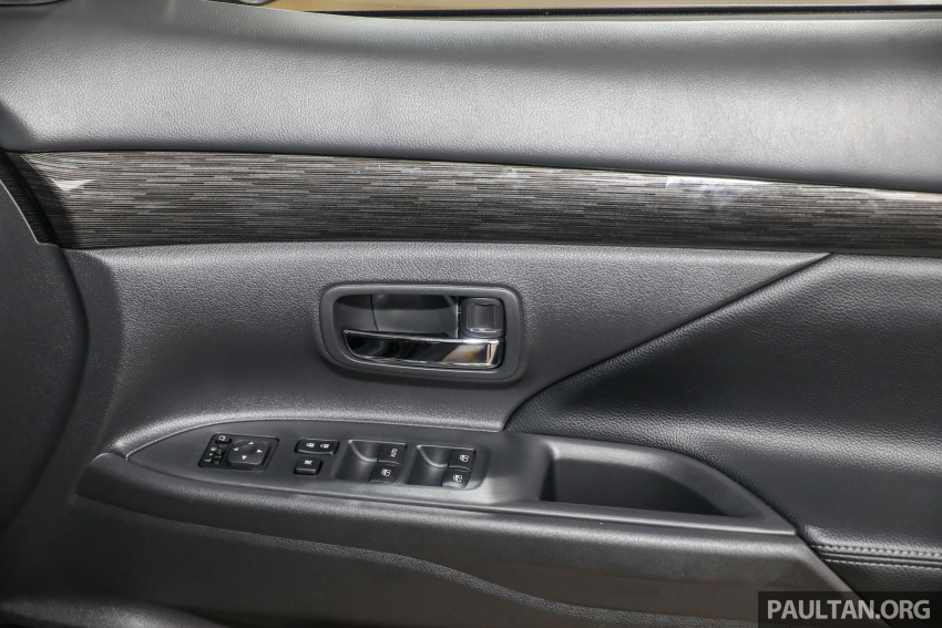 GALERI: Mitsubishi Outlander 2.4L CKD – RM155k Image #762809