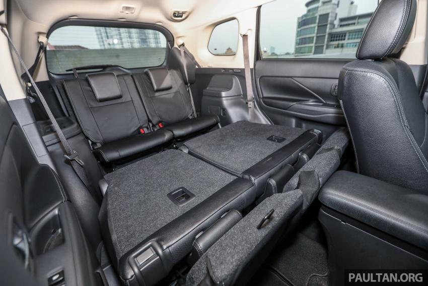GALERI: Mitsubishi Outlander 2.4L CKD – RM155k Image #762819