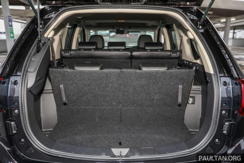GALERI: Mitsubishi Outlander 2.4L CKD – RM155k Image #762830