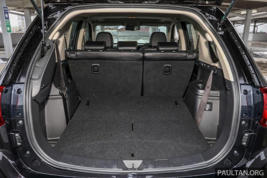 GALERI: Mitsubishi Outlander 2.4L CKD – RM155k Image #762832